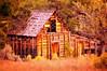Image #0412. Abandoned Rustic Barn. 2010