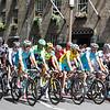 Vincenzo Nibali (maillot jaune), Alberto Contador (Saxo Tinkoff) & Chris Froome (Sky)