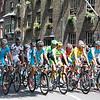 Vincenzo Nibali, Alberto Contador & other leaders