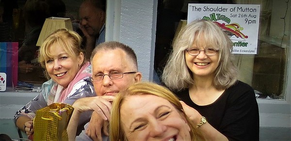 leaving Do  #1 :Hebden Bridge: 24th August 2017