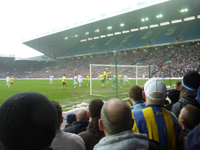 Leeds Utd v Norwich City