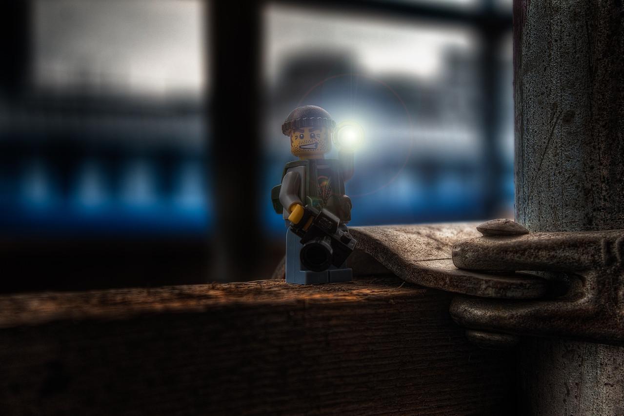 Lego Urbexer