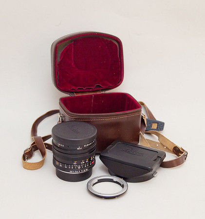 Leica Equipment