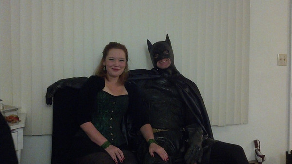 Leighanne's Halloween Party