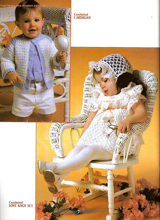 191 Baby's Best to Knit and Crochet (7)