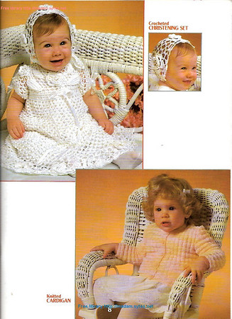 191 Baby's Best to Knit and Crochet (8)
