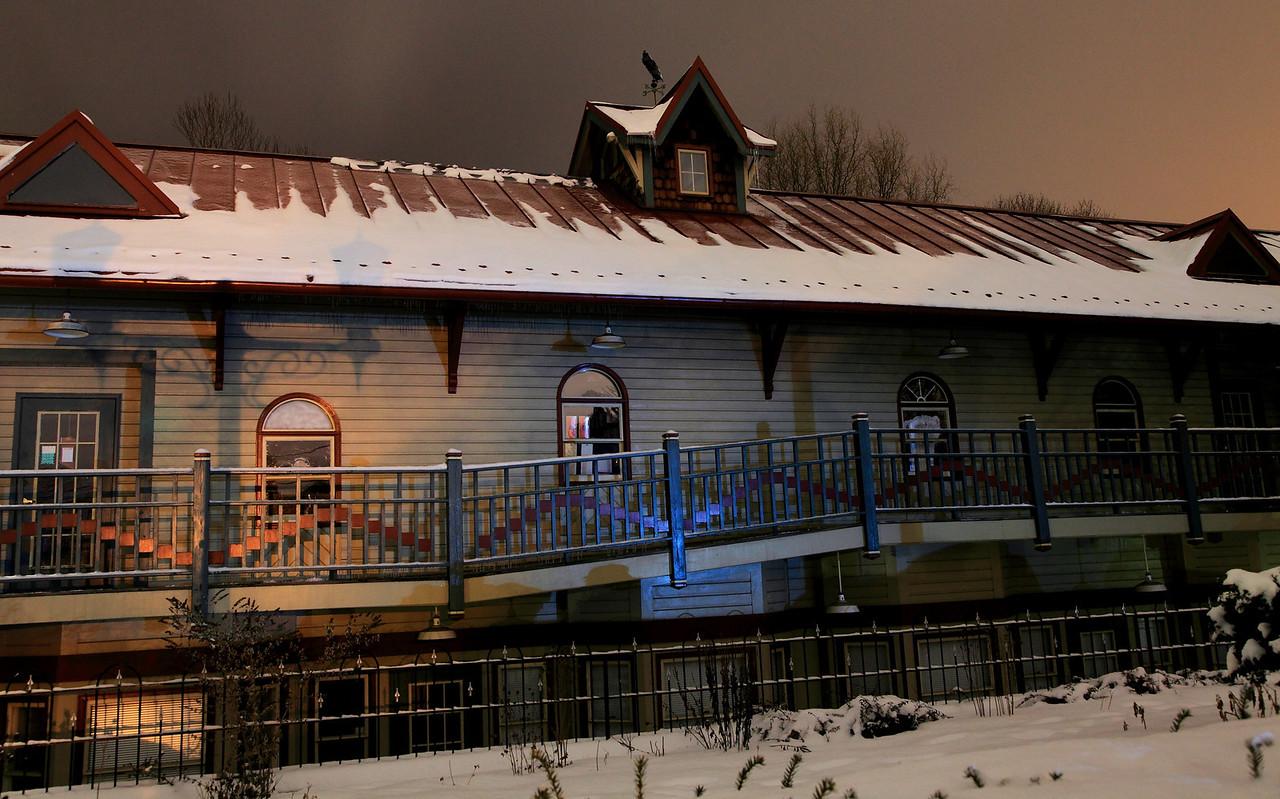 Foster's Train Shop, Lemont PA