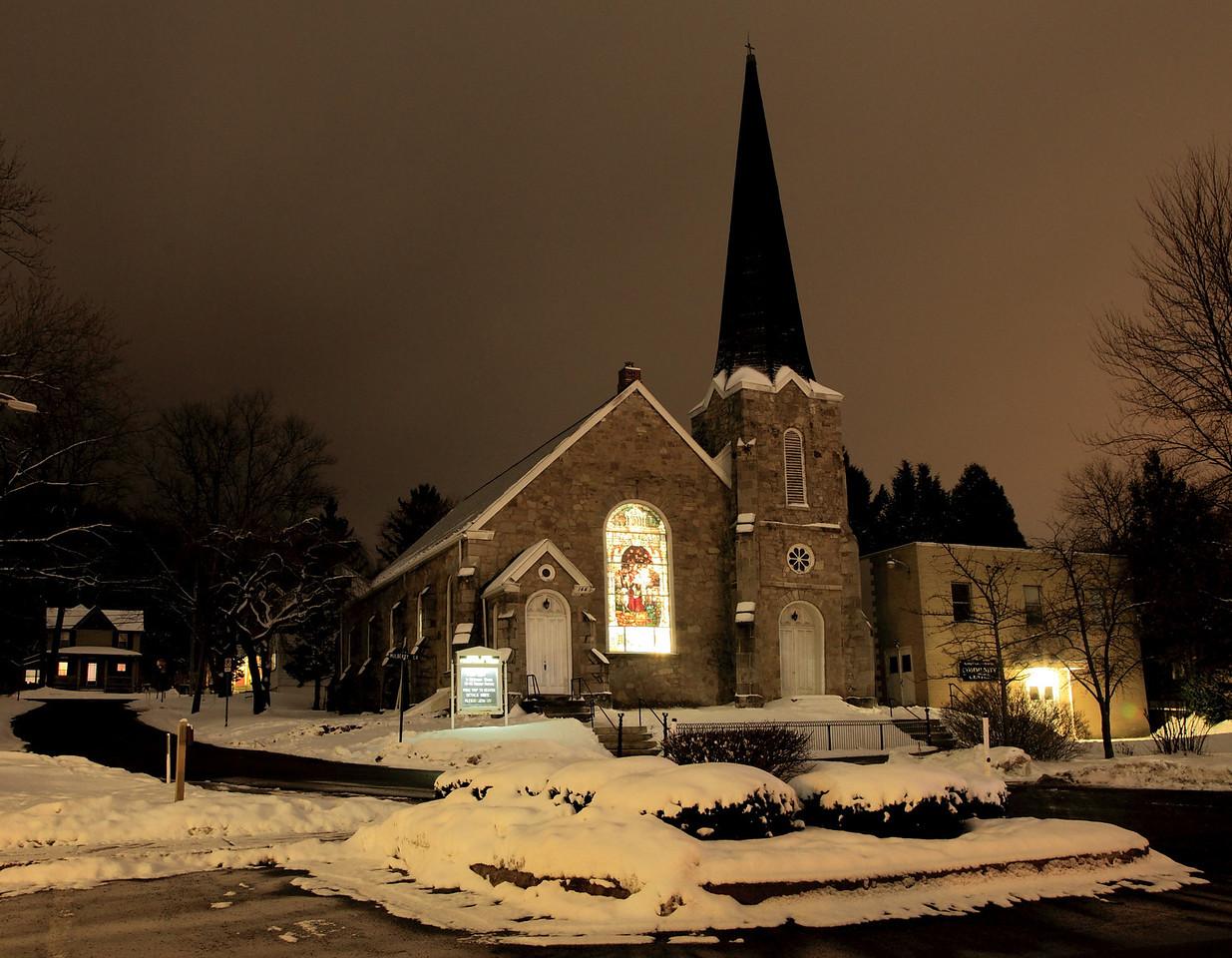First Presbyterian Church, Lemont PA