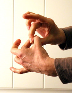 Lena's Hands