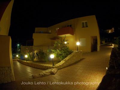 Hotel Theo by night II