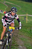 Nendaz, August: <br /> Fabienne Heinzmann, ladies winner of the world famous Grand Raid mountain bike race: