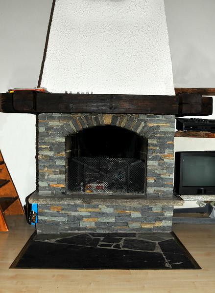 chimney/ cheminee