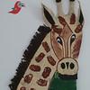 Coiffure Girafe de Timothée
