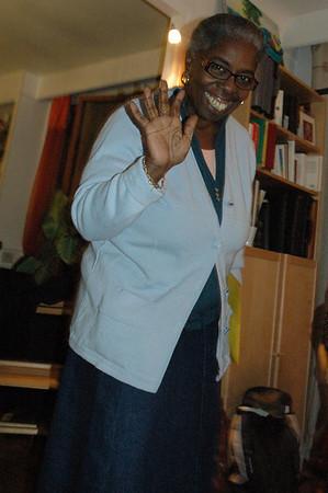 Mamie Jean jean à Paris 2010