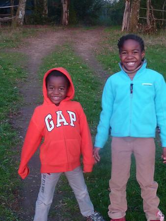 Toussaint en corrèze 2012