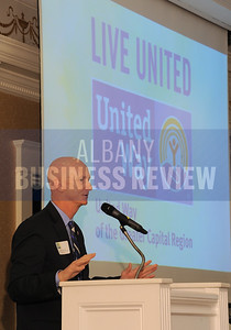 Brian Hassett, president & CEO of United Way of the Greater Capital Region.