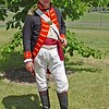 Captain William C. Clark of the Lewis & Clark Expedition.<br /> Photo taken at Lewis & Clark Days, June 4, 2005 in Walla Walla, WA commemorating the 200th anniversary of their trip in 1805
