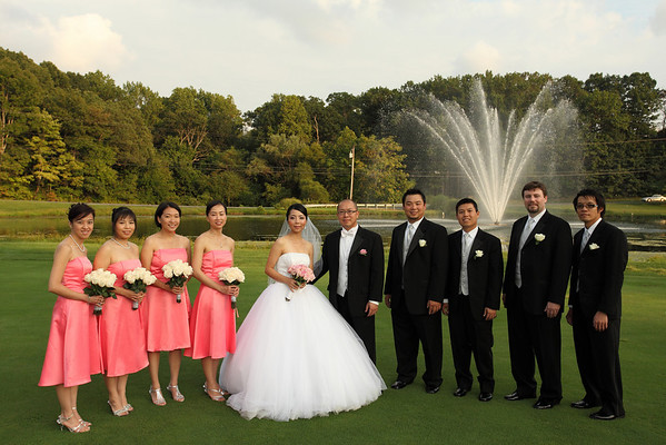 Liang and Alex Wedding