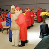 Liberty Christian graduation at Bethany Christian Church on Saturday.