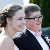 Don Knight | The Herald Bulletin<br /> Anna Clark and Luke Miller pose for a photo.