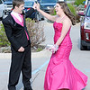 Don Knight | The Herald Bulletin<br /> Dalton Miller gives Victoria Brown a twirl.