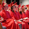 Liberty Christian graduation at Eastside Church of God on Saturday.