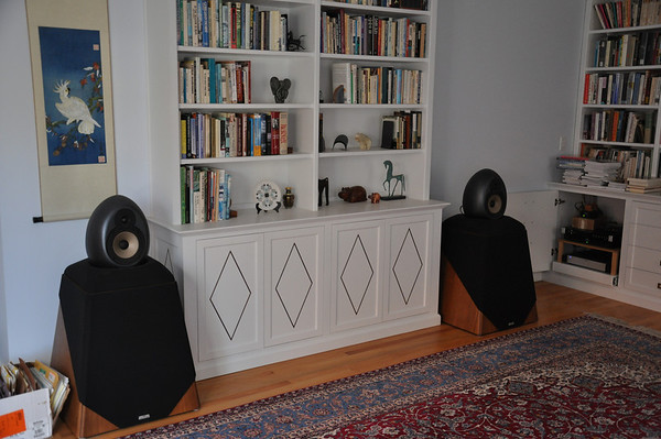 library music system