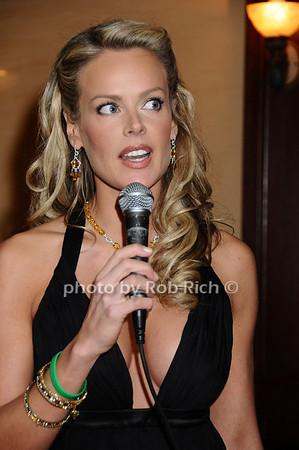 Heidi Albertsen <br /> photo by Rob Rich © 2009 robwayne1@aol.com 516-676-3939