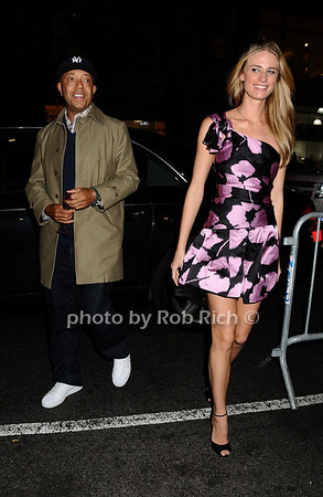 Russell Simmons, Julie Henderson<br /> photo by Rob Rich © 2009 robwayne1@aol.com 516-676-3939