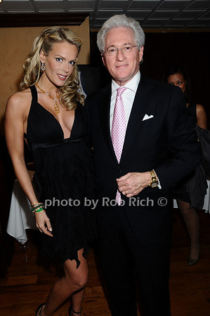 Heidi Albertsen, Mark Kasowitz<br /> photo by Rob Rich © 2009 robwayne1@aol.com 516-676-3939