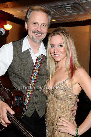 James Gedeon, Kay Healey<br /> photo by Rob Rich © 2009 robwayne1@aol.com 516-676-3939