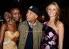 Miss Tanzania  Flaviana Matata, Russell Simmons  Julie Henderson<br /> photo by Rob Rich © 2009 robwayne1@aol.com 516-676-3939