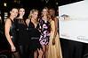 Miss Albania Hasna Xhukici, Miss Kosovo Gona Dragusha, Heidi Albertsen, Julie Henderson, Miss Tanzania  Flaviana Matata<br /> photo by Rob Rich © 2009 robwayne1@aol.com 516-676-3939