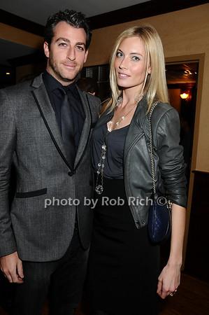 Mark Birnbaum, Jennifer Ohlsson<br /> photo by Rob Rich © 2009 robwayne1@aol.com 516-676-3939