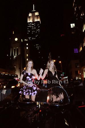 Julie Henderson, Heidi Albertsen <br /> photo by Rob Rich © 2009 robwayne1@aol.com 516-676-3939