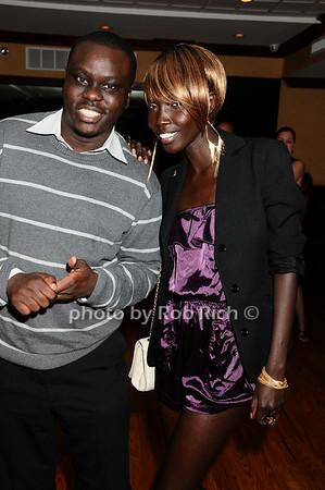 Steven Wasira, Mari Malek<br /> photo by Rob Rich © 2009 robwayne1@aol.com 516-676-3939