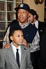 Rusty Simmons, Russell Simmons<br /> photo by Rob Rich © 2009 robwayne1@aol.com 516-676-3939
