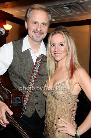 James Gedeon, Kay Healey<br /> photo by Rob Rich © 2009 robwayne1@aol.com 516-676-3939