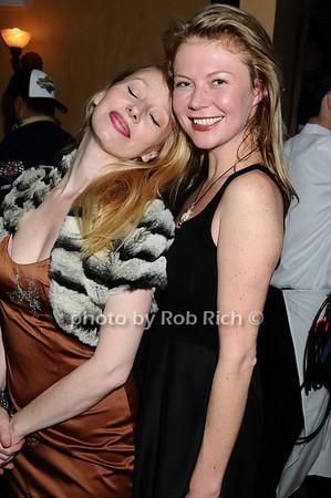 Ms.Hayes, Heidi Lieser<br /> photo by Rob Rich © 2009 robwayne1@aol.com 516-676-3939