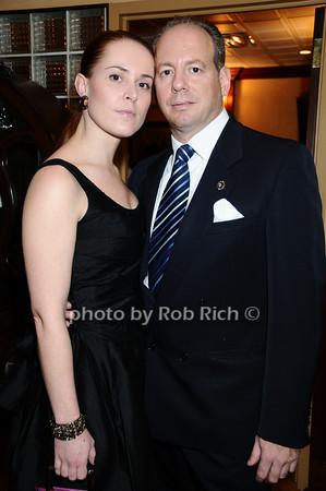 Bernata Strevlova, Charles Fishman<br /> photo by Rob Rich © 2009 robwayne1@aol.com 516-676-3939