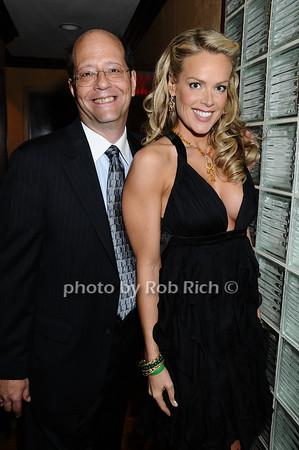 Guy Austrian, Heidi Albertsen<br /> photo by Rob Rich © 2009 robwayne1@aol.com 516-676-3939