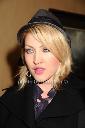 Sasha (Russian Pop Star)<br /> photo by Rob Rich © 2009 robwayne1@aol.com 516-676-3939