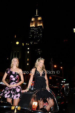 Julie Henderson, Heidi Albertsen <br /> photo by Rob Rich © 2009 robwayne1@aol.com 516-676-3939