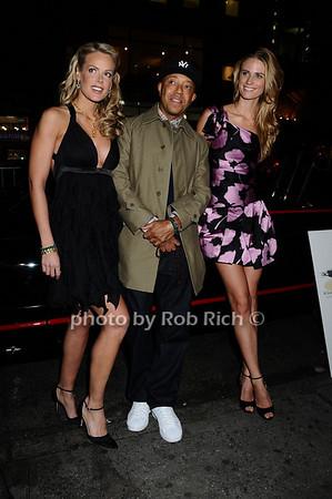 Heidi Albertsen, Russell Simmons, Julie Henderson<br /> photo by Rob Rich © 2009 robwayne1@aol.com 516-676-3939
