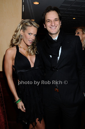 Heidi Albertsen, Alessandro Mattarini<br /> photo by Rob Rich © 2009 robwayne1@aol.com 516-676-3939
