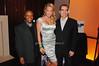 Father Stephen, Heidi Albertson and Andrew Worden