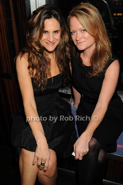 Amanda Lerner,  Kate McMahon<br /> photo by Rob Rich © 2008 robwayne1@aol.com 516-676-3939