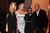 Allessandra Rotondi, Heidi Albertson, Father Stephen and Russell Simmons