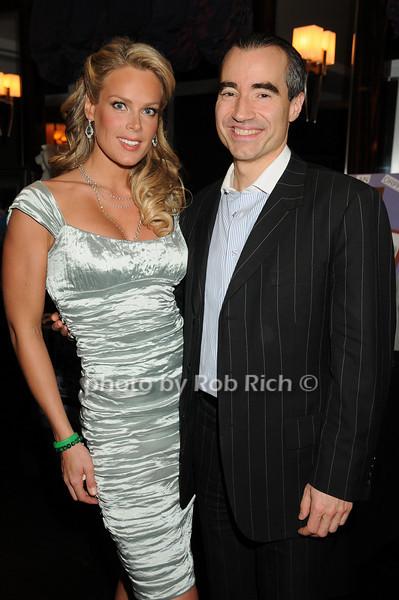 Heidi Albertsen, Andrew Worden<br /> photo by Rob Rich © 2008 robwayne1@aol.com 516-676-3939