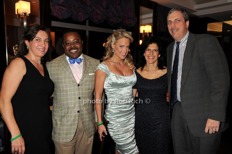Cecila Davis, Richard Davis, Heidi Albertsen, Nancy Knight, Rex Knight<br /> photo by Rob Rich © 2008 robwayne1@aol.com 516-676-3939